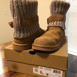 5a5544613a5 Women Ugg Cambridge Boots on Poshmark